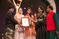 Rajendra Prasad, Catherine Tresa, Shriya Saran, Pragya Jaiswal @ TSR TV9 National Film Awards 2015-16 Function Stills