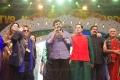 Chiranjeevi, TSR, Ganta Srinivasa Rao @ TSR TV9 National Film Awards 2015-16 Function Stills