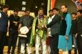 Nagarjuna, Gantha Srinivasa Rao, Mohan babu, Balakrishna, Chiranjeevi @ TSR TV9 National Film Awards 2017 2018 Photos