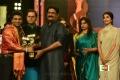 Devi Sri Prasad, Ganta Srinivasa Rao, Pinky Reddy, Pooja Hegde @ TSR TV9 National Film Awards 2017 2018 Photos