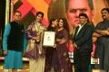 Pooja Hegde, Vidya Balan, Balakrishna @ TSR TV9 National Film Awards 2017 2018 Photos