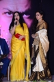 Padmini Kolhapure Rekha @ TSR Yash Chopra Memorial Award 2017 Function Stills