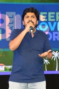 Director Shiva Nirvana @ Tuck Jagadish Parichaya Veduka in Rajamahendravaram
