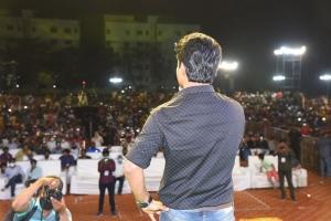 Actor Nani @ Tuck Jagadish Parichaya Veduka in Rajamahendravaram