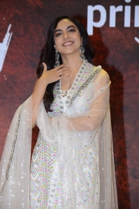 Actress Ritu Varma @ Tuck Jagadish Movie Trailer Launch Stills
