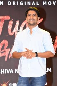 Hero Nani @ Tuck Jagadish Movie Trailer Launch Stills