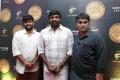 Delhi Prasad Deenadayalan, Vijay Sethupathi, Lalit Kumar @ Tughlaq Darbar Movie Pooja Stills