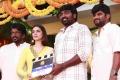 Parthiban, Aditi Rao Hydari, Vijay Sethupathi, Delhi Prasad Deenadayalan @ Tughlaq Darbar Movie Pooja Stills