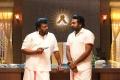 R Parthiban, Vijay Sethupathi in Tughlaq Darbar Movie Stills HD