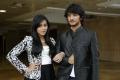 Actress Tulasi and Actor Gautham Photos at Kadali Audio Launch