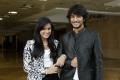 Tulasi and Gautham Photos at Kadali Audio Launch