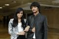 Thulasi Nair and Gautham Karthik Photos at Kadali Audio Launch
