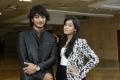 Gautham and Tulasi Photos at Kadali Audio Launch