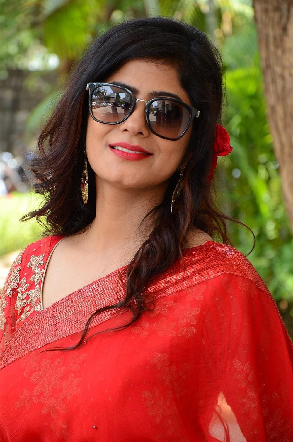 Actress Tulika Singh @ Last Seen Movie Press Meet Photos