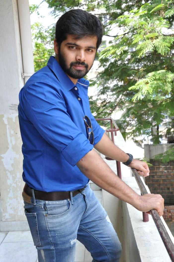 Tungabhadra Movie Hero Adith Interview Stills