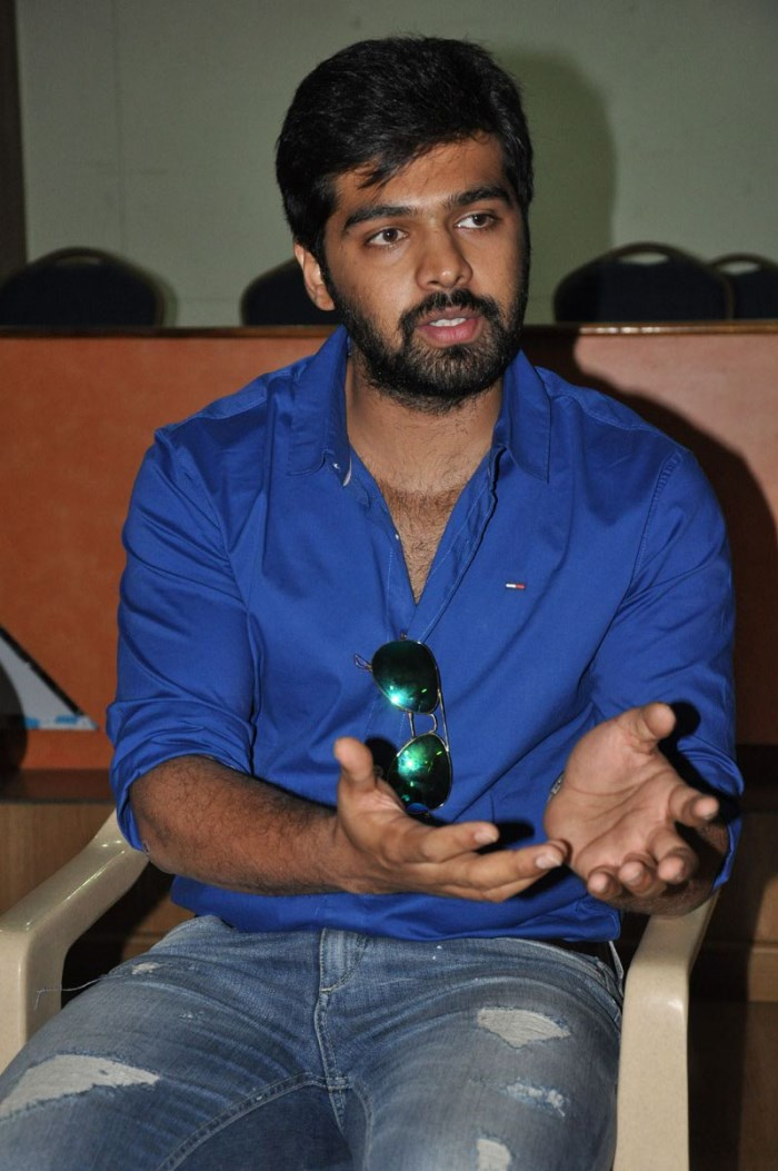 Tungabhadra Movie Actor Adith Interview Stills