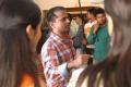 AR Murugadoss at Tupaki Telugu Movie Shooting Spot Stills