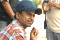 Director AR Murugadoss at Tupaki Telugu Movie Shooting Spot Stills