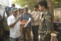 AR Murugadoss, Vijay at Tupaki Telugu Movie Shooting Spot Stills