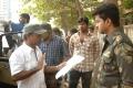 AR Murugadoss, Vijay at Tupaki Movie Shooting Spot Stills