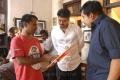 AR Murugadoss, Vijay, Sathyan at Tupaki Telugu Movie Shooting Spot Stills