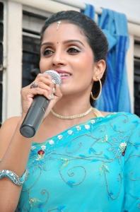 Sun TV Anchor Ammu Photos