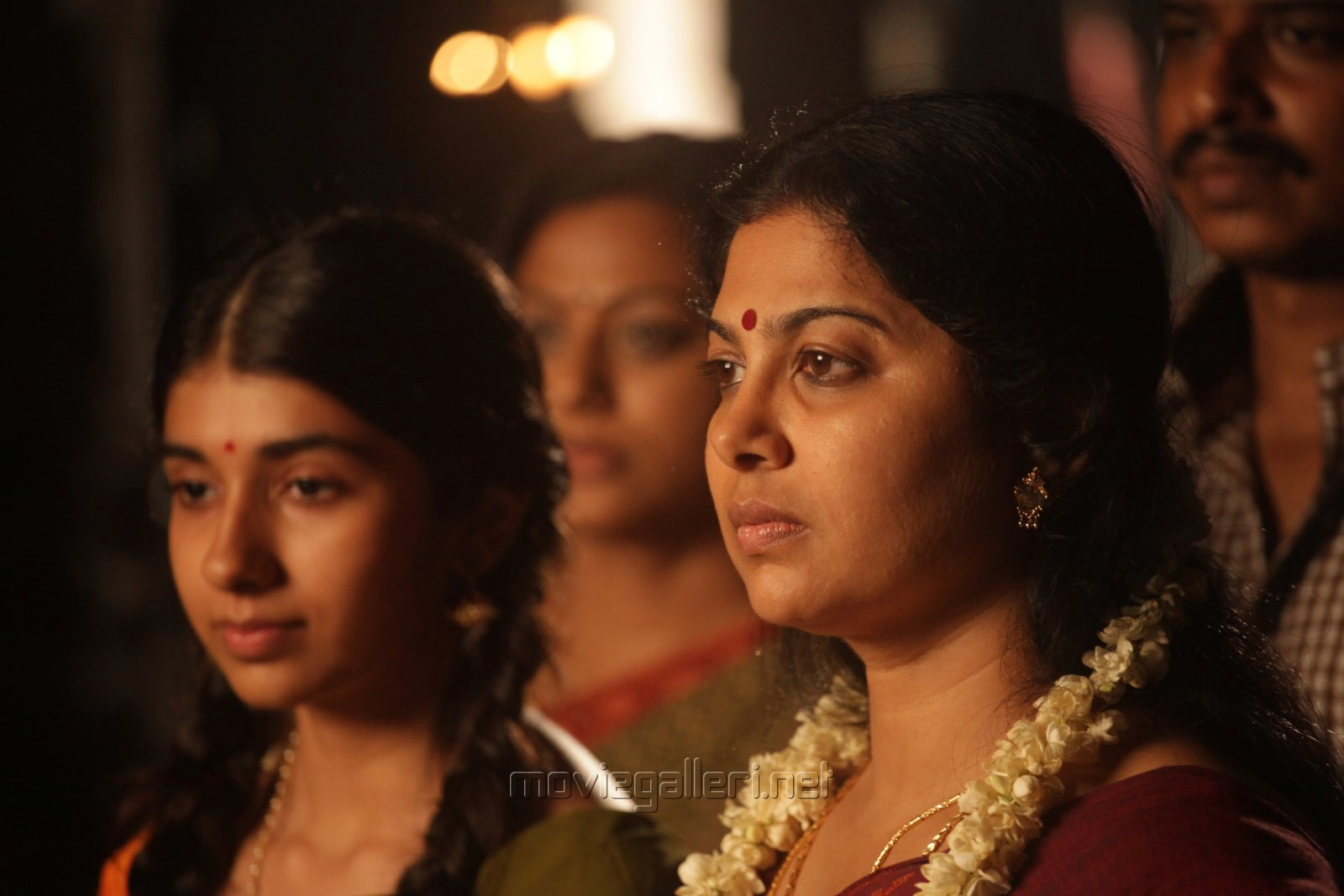 Actress Twaraa Photos in Saivam Movie