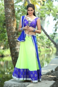 Actress Sakshi Chaudhary in U Pe Ku Ha Movie Stills HD
