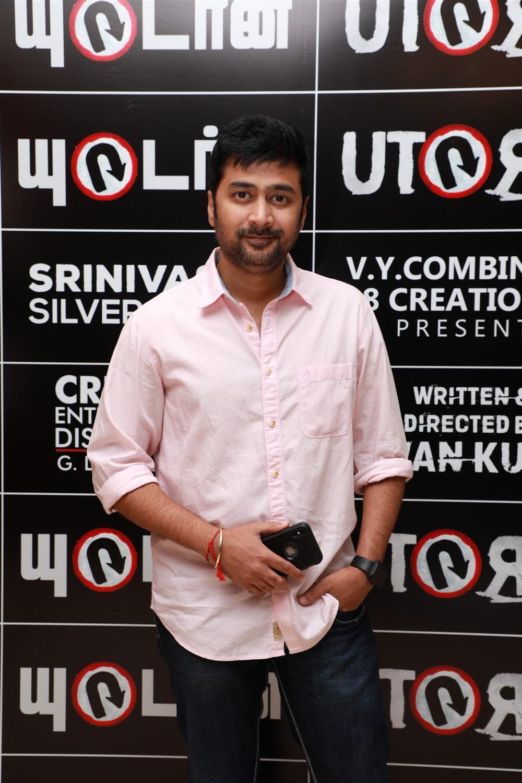 Rahul Ravindran @ U Turn Movie Press Meet Photos