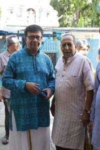 YG Mahendran, Kathadi Ramamurthy @ UAA Ennum Aalamaram Book Launch Stills