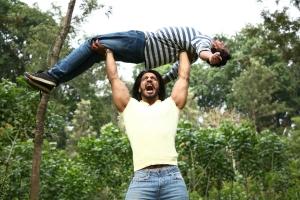 Actor Thakur Anoop Singh in Uchakattam Movie Stills HD