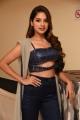 Actress Tanya Hope @ Uchakattam Trailer Launch Stills