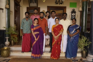 Soori, Sija Rose, Sasikumar, Nivedhithaa Sathish, Samuthirakani, Jyothika, Vela Ramamoorthy, Deepa Shankar in Udanpirappe Movie Images HD