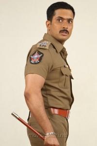 Jai Sri Ram Uday Kiran as Police Officer Photoshoot Stills