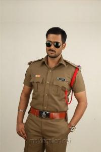 Jai Sriram Uday Kiran as Police Officer Photoshoot Stills