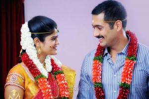 Actor Uday Kiran Vishitha Wedding Photos