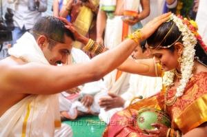 Actor Uday Kiran Visheeta Wedding Photos