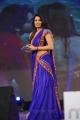Udaya Bhanu Photos in Blue Half Saree @ Adda Audio Release