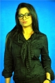 Actress Udaya Bhanu Portfolio Photoshoot Stills
