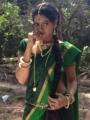 Actress Udaya Bhanu Stills in Madhumati Movie