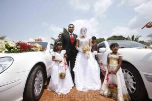 Actress Udayathara Wedding Reception Photos