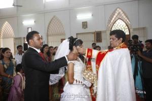 Udhaya Thara Marriage Reception Gallery