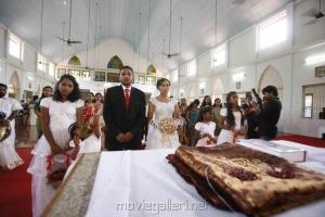 Udayathara Wedding Reception Stills