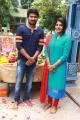 Udhayanidhi Stalin Manjima Mohan Movie Pooja Stills