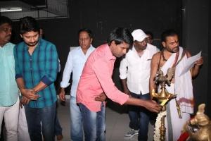 Director Ezhil Udhayanidhi Stalin Movie Pooja Stills