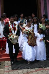 Tamil Actress Udhayathara Wedding Pics