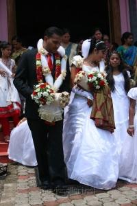 Actress Udayathara Wedding Photos