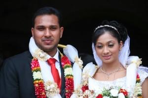 Actress Udhayathara Wedding Photos