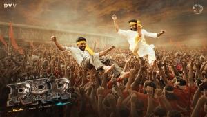 RRR Movie Ugadi Wishes Poster 2021