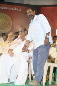Muktha Srinivasan, SP Jananathan @ Ulagayutha Foundation Event Stills